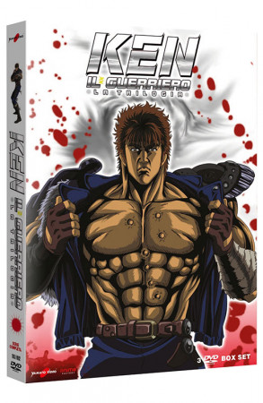 Ken il Guerriero - La Trilogia - Serie TV Completa - 3 DVD (DVD)