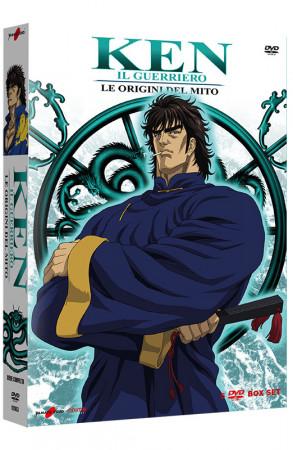 Ken il Guerriero - Le Origini del Mito - Serie Completa - Boxset 5 DVD + Booklet (DVD)