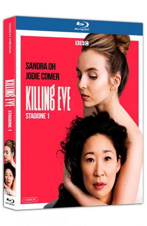 Killing Eve - Stagione 1 - Serie TV Completa - 3 Blu-ray (Blu-ray)