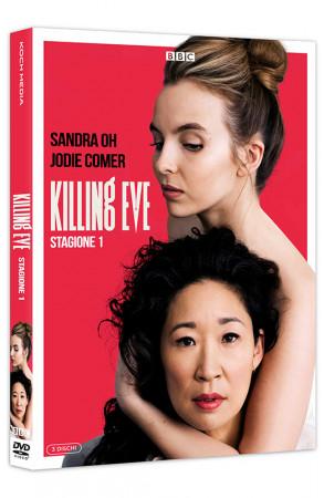 Killing Eve - Stagione 1 - Serie TV Completa - 3 DVD (DVD)
