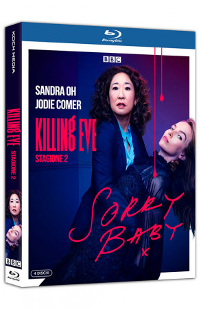 Killing Eve - Stagione 2 - Serie TV Completa - 4 Blu-ray (Blu-ray)