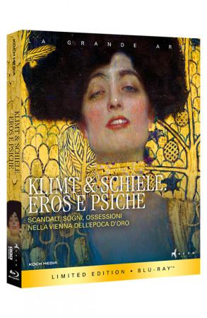 Klimt e Schiele - Eros e Psiche - Limited Edition Blu-ray (Blu-ray)