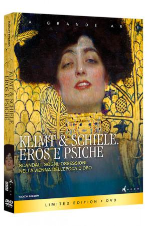 Klimt e Schiele - Eros e Psiche - Limited Edition DVD (DVD)