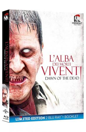L'Alba dei Morti Viventi - Dawn of the Dead - Limited Edition 2 Blu-ray + Booklet (Blu-ray)