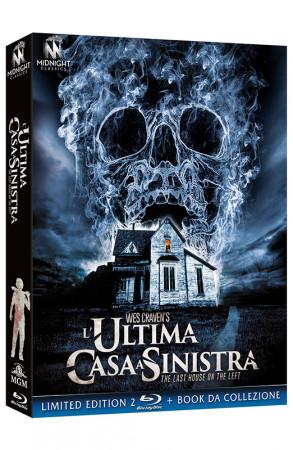 L'Ultima Casa a Sinistra - Limited Edition 2 Blu-ray + Book da Collezione (Blu-ray)