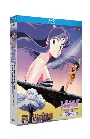 Lamù - La Ragazza dello Spazio - Forever - Blu-ray + Card da Collezione (Blu-ray)
