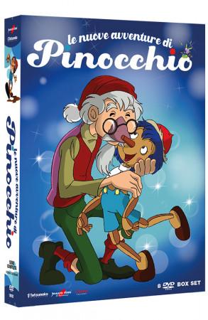 Le Nuove Avventure di Pinocchio - Serie Completa - 8 DVD (DVD)