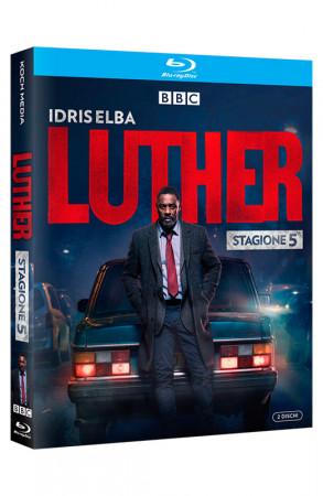 Luther - Stagione 5 - 2 Blu-ray (Blu-ray)