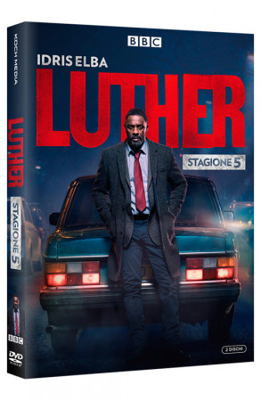 Luther - Stagione 5 - 2 DVD (DVD)