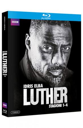 Luther - Stagioni 1-4 - Boxset 5 Blu-ray (Blu-ray)