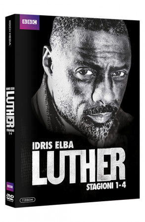 Luther - Stagioni 1-4 - Boxset 7 DVD (DVD)