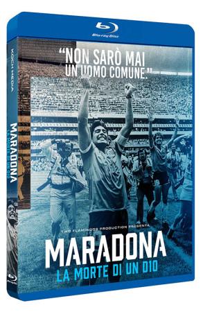 Maradona - La Morte di un D10 - Blu-ray (Blu-ray)