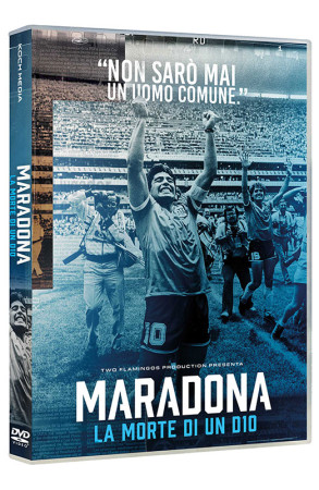 Maradona - La Morte di un D10 - DVD (DVD)