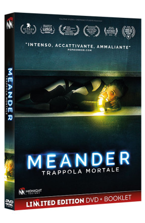 Meander - Trappola Mortale - Limited Edition DVD + Booklet (DVD)