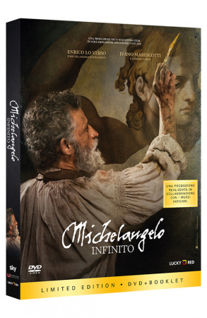 Michelangelo - Infinito - Limited Edition DVD + Booklet (DVD)