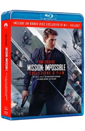 Mission: Impossible - Collezione 6 Film - 7 Blu-ray (Blu-ray)