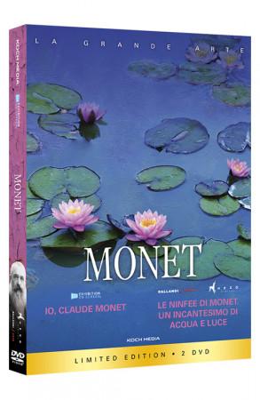 Monet - Cofanetto Limited Edition 2 DVD (DVD)