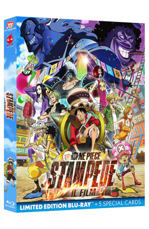One Piece: STAMPEDE - Il Film - Limited Edition Blu-ray + Special Cards (Blu-ray)