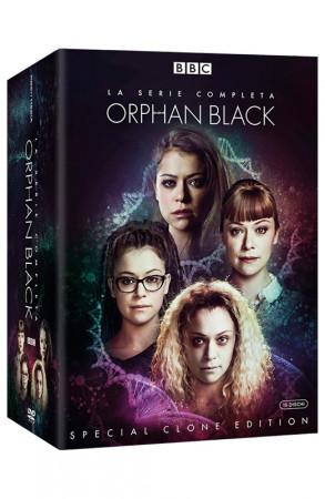 Orphan Black - La Serie Completa - 15 DVD + Booklet + Card da Collezione (DVD)