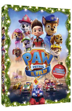PAW Patrol - Il Film - DVD - Edizione Natalizia (DVD)