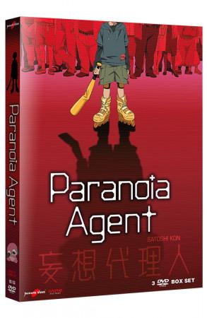 Paranoia Agenta - Serie TV Completa - 3 DVD + Booklet (DVD)