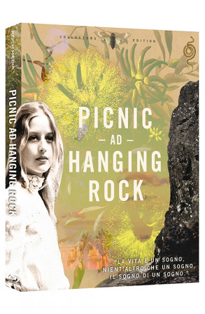 Picnic ad Hangig Rock - Il Film - Blu-ray + Booklet (Blu-ray)