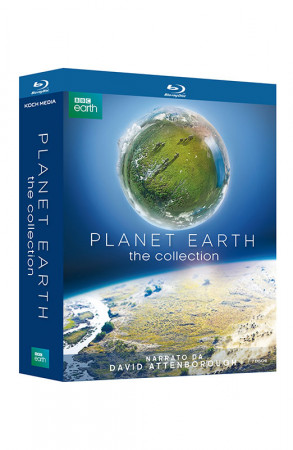 Planet Earth - The Collection (Planet Earth I + Planet Earth II) - 6 Blu-ray (Blu-ray)