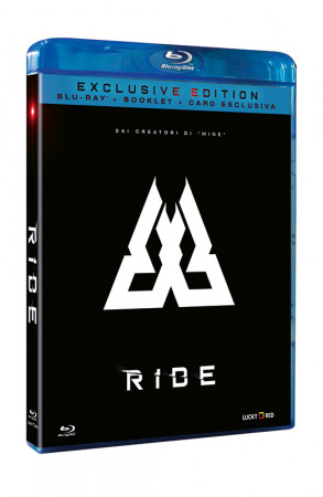 RIDE - Exclusive Edition - Blu-ray + Booklet + Card + Game Card (Blu-ray)