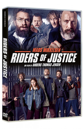 Riders of Justice - DVD (DVD)