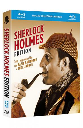Sherlock Holmes Classic Film Collection - Boxset 7 Blu-ray (Blu-ray)
