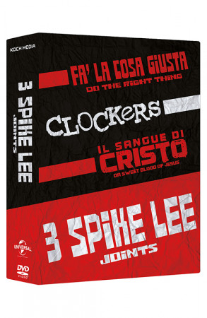 Spike Lee Collection - 3 DVD (DVD)