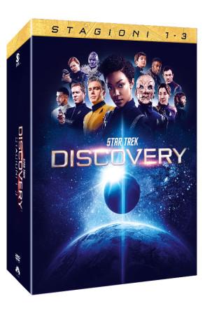 Star Trek: Discovery - Stagioni 1-3 - 15 DVD (DVD)