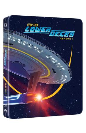 Star Trek: Lower Decks - Stagione 1 - Steelbook 2 Blu-ray - Serie TV Completa (Blu-ray)