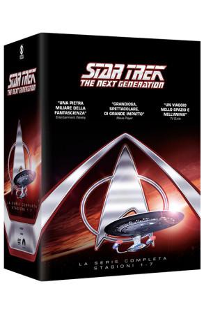 Star Trek: The Next Generation - Collezione Completa - 48 DVD - Serie TV Completa (DVD)