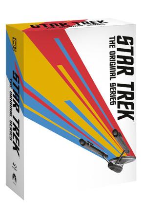 Star Trek: The Original Series - Steelbook 20 Blu-ray - Serie TV Completa (Blu-ray)
