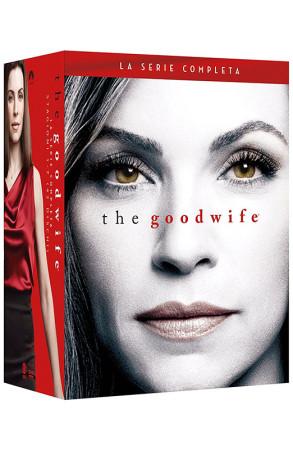 The Good Wife - La Serie TV Completa - 42 DVD - Stagioni 1-7 (DVD)