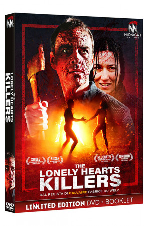 The Lonely Hearts Killers - Limited Edition DVD + Booklet (DVD)