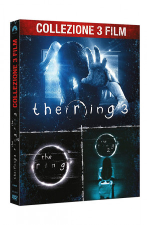 The Ring - 3 Film Collection - 3 DVD (DVD)
