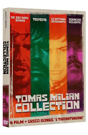 Tomas Milian Collection - Boxset 5 DVD - 4 Film + Disco Bonus (DVD)