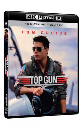 Top Gun - Blu-ray 4K UHD + Blu-ray (Blu-ray)