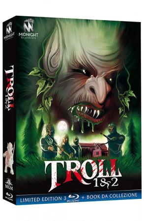 Troll – La Collezione Completa (1+2+Best Worst Movie) - Limited Edition 3 Blu-ray + Book da Collezione (Blu-ray)