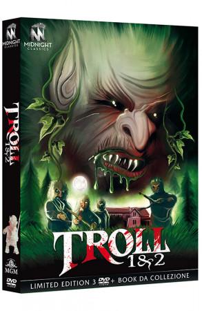Troll – La Collezione Completa (1+2+Best Worst Movie) - Limited Edition 3 DVD + Book da Collezione (DVD)