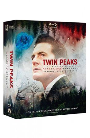 Twin Peaks - La Collezione - Serie TV Completa - Stagioni 1-3 - 16 Blu-ray (Blu-ray)