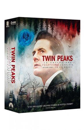 Twin Peaks - La Collezione - Serie TV Completa - Stagioni 1-3 - 19 DVD (DVD)