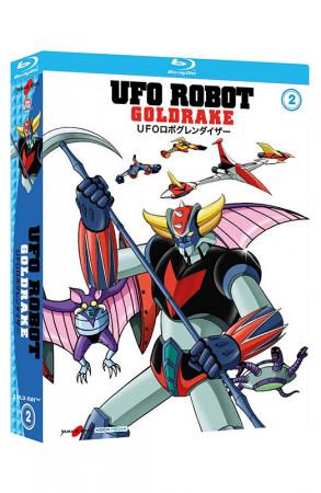 UFO Robot Goldrake - Volume 2 - Boxset 3 Blu-ray (Blu-ray)