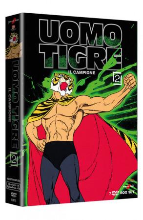 Uomo Tigre - Il Campione - Volume 2 - Boxset 7 DVD + Booklet (DVD)