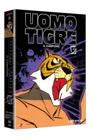 Uomo Tigre - Il Campione - Volume 3 - Boxset 7 DVD + Booklet (DVD)
