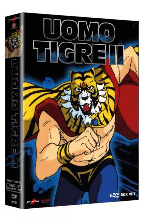 Uomo Tigre - Il Campione II - Serie TV Completa - Boxset 8 DVD + Booklet (DVD)