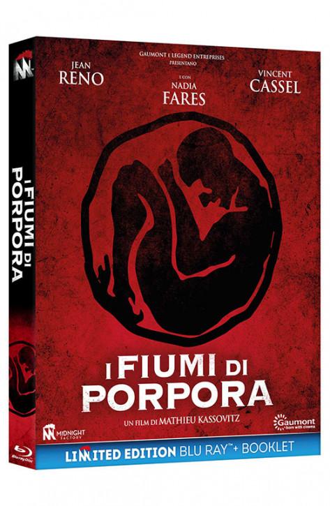 I Fiumi di Porpora - Limited Edition Blu-ray + DVD + Booklet (Blu-ray)