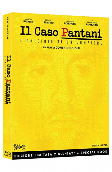 Il Caso Pantani - L'Omicidio di un Campione - Edizione Limitata 2 Blu-ray + Special Book (Blu-ray)